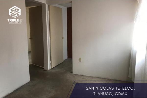 Foto de departamento en venta en gitana 77, san nicolás tetelco, tláhuac, df / cdmx, 7119435 No. 05