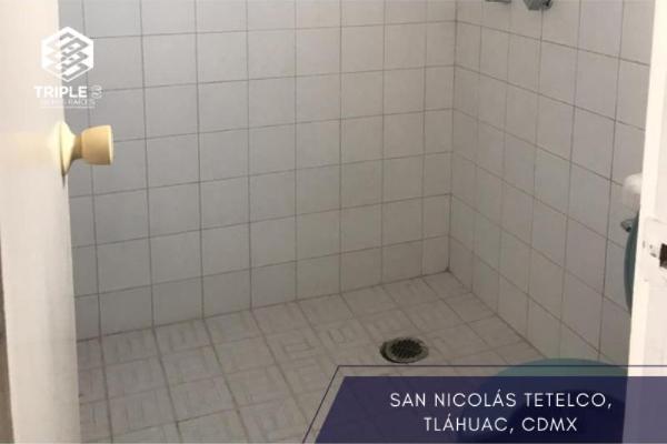 Foto de departamento en venta en gitana 77, san nicolás tetelco, tláhuac, df / cdmx, 7119435 No. 06