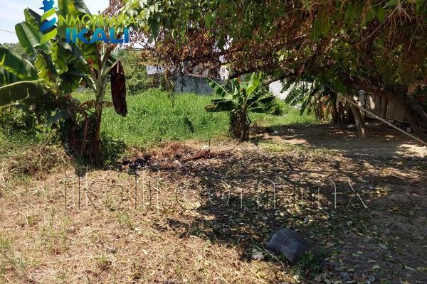 Foto de terreno habitacional en venta en gladiola , villa rosita, tuxpan, veracruz de ignacio de la llave, 5628076 No. 02