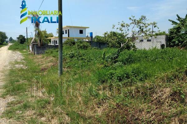 Foto de terreno habitacional en venta en gladiola , villa rosita, tuxpan, veracruz de ignacio de la llave, 5628076 No. 03