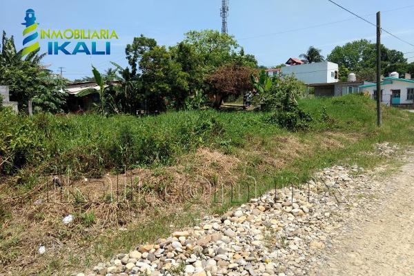 Foto de terreno habitacional en venta en gladiola , villa rosita, tuxpan, veracruz de ignacio de la llave, 5628076 No. 04