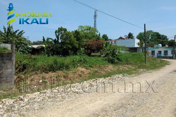 Foto de terreno habitacional en venta en gladiola , villa rosita, tuxpan, veracruz de ignacio de la llave, 5628076 No. 05