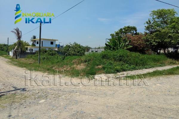 Foto de terreno habitacional en venta en gladiola , villa rosita, tuxpan, veracruz de ignacio de la llave, 5628076 No. 06