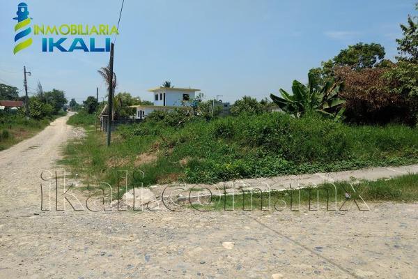 Foto de terreno habitacional en venta en gladiola , villa rosita, tuxpan, veracruz de ignacio de la llave, 5628076 No. 07