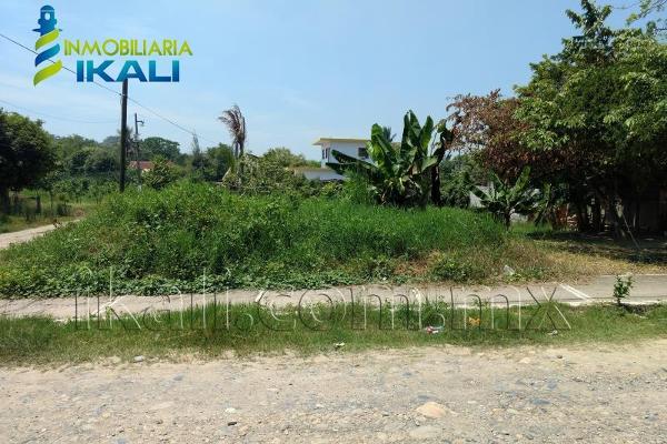 Foto de terreno habitacional en venta en gladiola , villa rosita, tuxpan, veracruz de ignacio de la llave, 5628076 No. 08