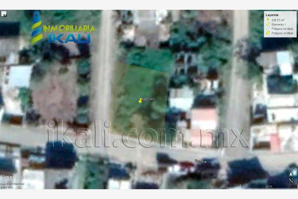 Foto de terreno habitacional en venta en gladiola , villa rosita, tuxpan, veracruz de ignacio de la llave, 5628076 No. 10