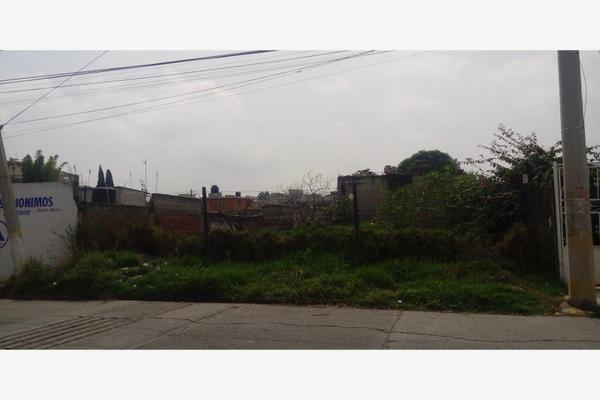 Foto de terreno habitacional en venta en gladiolas 11, granjas san pablo, tultitlán, méxico, 12977950 No. 04