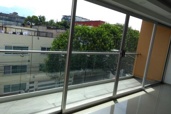 Foto de departamento en venta en gobernador jose moran , san miguel chapultepec i sección, miguel hidalgo, df / cdmx, 5940058 No. 01