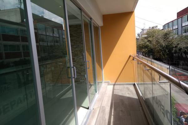 Foto de departamento en venta en gobernador jose moran , san miguel chapultepec i sección, miguel hidalgo, df / cdmx, 5940065 No. 04