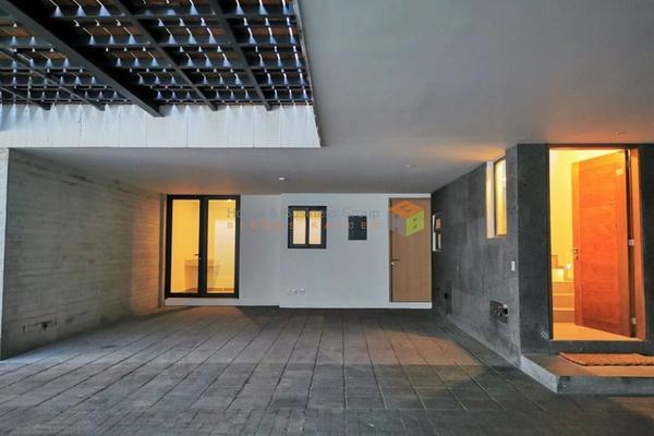 Foto de casa en venta en gobernador protasio tagle 36 36, san miguel chapultepec i sección, miguel hidalgo, df / cdmx, 18680088 No. 01