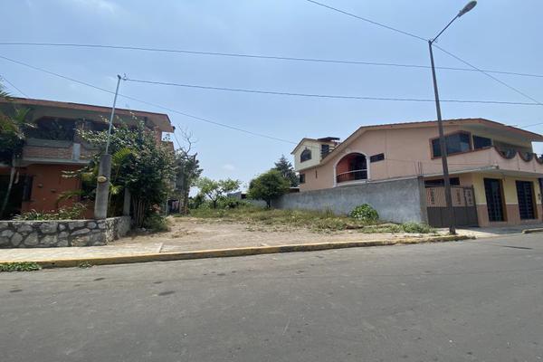 Foto de terreno habitacional en venta en gomez farias 129, el espinal, orizaba, veracruz de ignacio de la llave, 0 No. 01