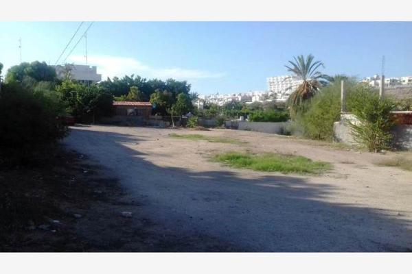Foto de terreno habitacional en venta en gomez farias 265, barrio el manglito, la paz, baja california sur, 8186568 No. 02
