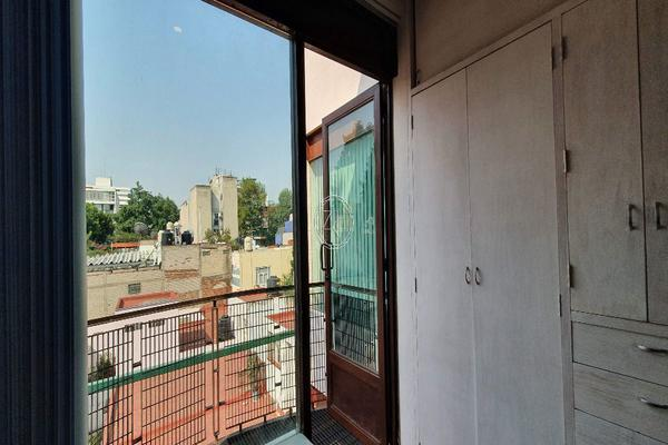 Foto de departamento en renta en gomez pedraza , san miguel chapultepec ii sección, miguel hidalgo, df / cdmx, 14777440 No. 10
