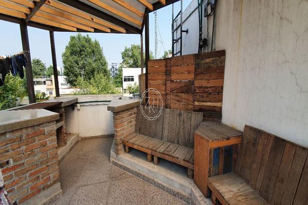 Foto de departamento en renta en gomez pedraza , san miguel chapultepec ii sección, miguel hidalgo, df / cdmx, 14777440 No. 13