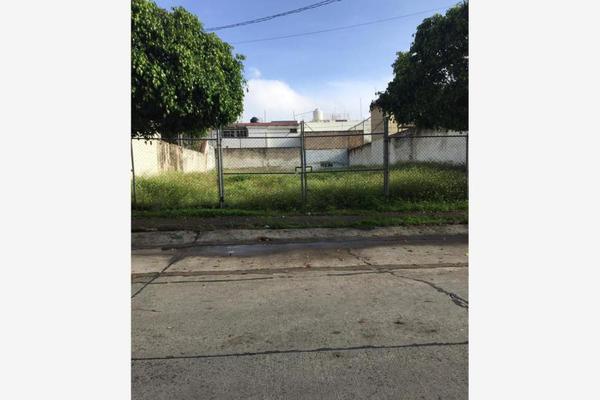 Foto de terreno habitacional en venta en gonzaga 1, ciudad de los niños, zapopan, jalisco, 10041726 No. 01