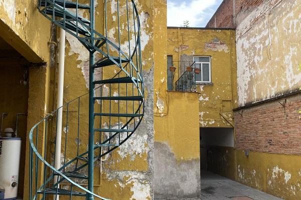 Foto de terreno habitacional en venta en gonzalez de cossio , del valle centro, benito juárez, df / cdmx, 10204056 No. 02