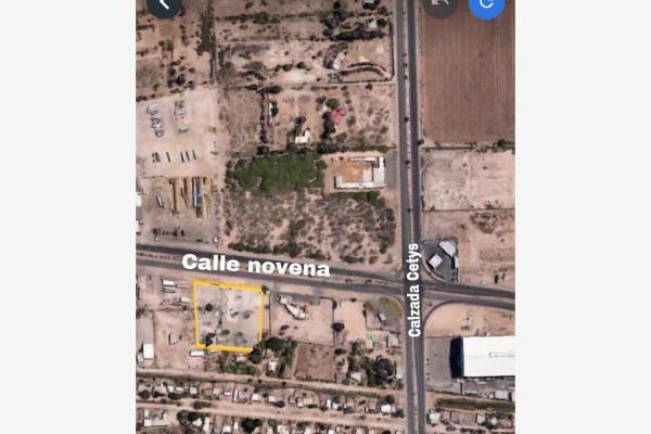 Foto de terreno industrial en venta en  , gonzález ortega, mexicali, baja california, 6132207 No. 01