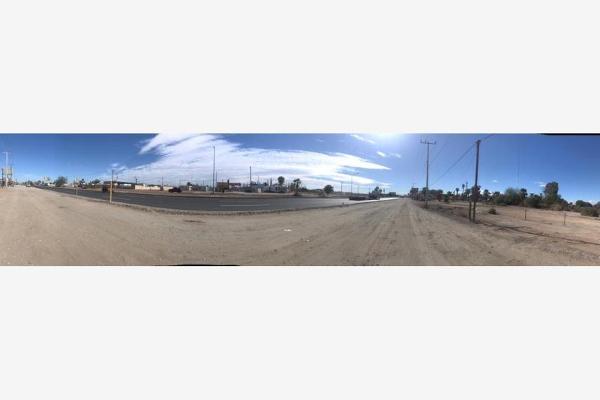 Foto de terreno industrial en venta en  , gonzález ortega, mexicali, baja california, 6132207 No. 03