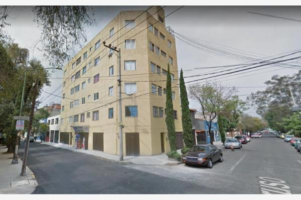 Foto de departamento en venta en gounod 71, ex-hipódromo de peralvillo, cuauhtémoc, df / cdmx, 5837198 No. 01
