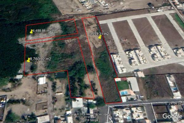 Foto de terreno habitacional en venta en  , graciano sánchez romo, boca del río, veracruz de ignacio de la llave, 8315336 No. 01