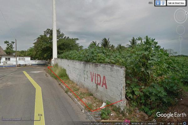 Foto de terreno habitacional en venta en  , graciano sánchez romo, boca del río, veracruz de ignacio de la llave, 8315340 No. 04