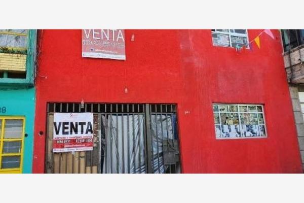 Foto de casa en venta en graciela 190, guadalupe tepeyac, gustavo a. madero, df / cdmx, 0 No. 01