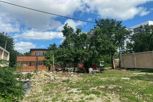 Foto de terreno habitacional en venta en  , gran santa fe, benito juárez, quintana roo, 0 No. 02