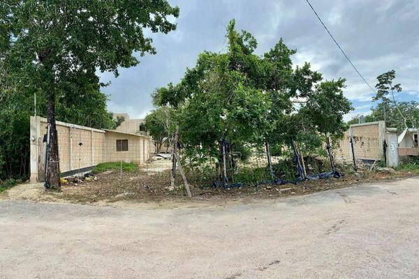 Foto de terreno habitacional en venta en  , gran santa fe, benito juárez, quintana roo, 0 No. 07