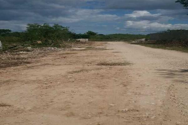 Foto de terreno habitacional en venta en  , gran santa fe, mérida, yucatán, 2636957 No. 04