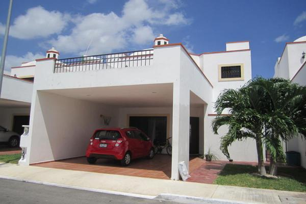 Foto de casa en venta en  , gran santa fe, mérida, yucatán, 7218140 No. 01