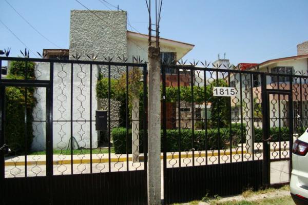 Foto de casa en renta en , gran usuario universidad de las américas, san andrés cholula, puebla , las américas, san andrés cholula, puebla, 8877775 No. 01