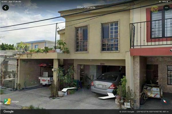 Foto de casa en venta en granada , residencial los morales, san nicolás de los garza, nuevo león, 0 No. 01