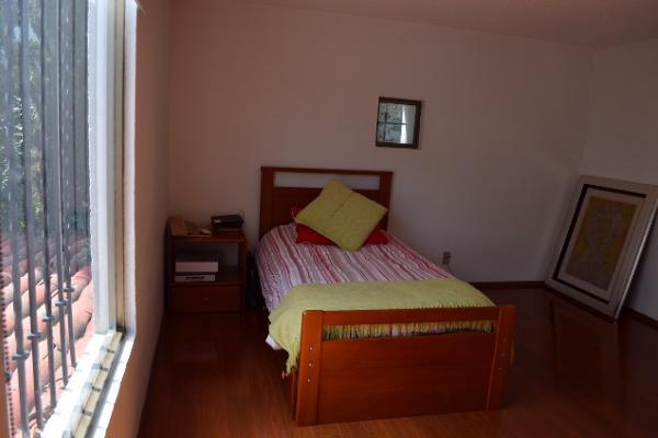 Foto de casa en venta en granados 56, bosques de las lomas, cuajimalpa de morelos, distrito federal, 2650584 No. 16