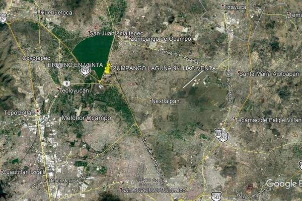 Foto de terreno habitacional en venta en  , granja la laguna, nextlalpan, méxico, 0 No. 06