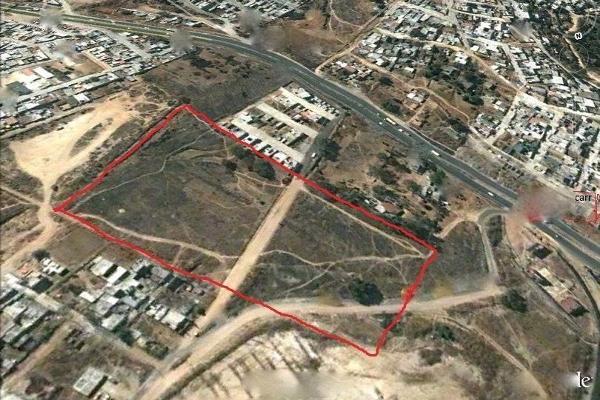 Foto de terreno habitacional en venta en lauro cárdenas , granjas de guadalupe 1a. sección, nicolás romero, méxico, 6190209 No. 01