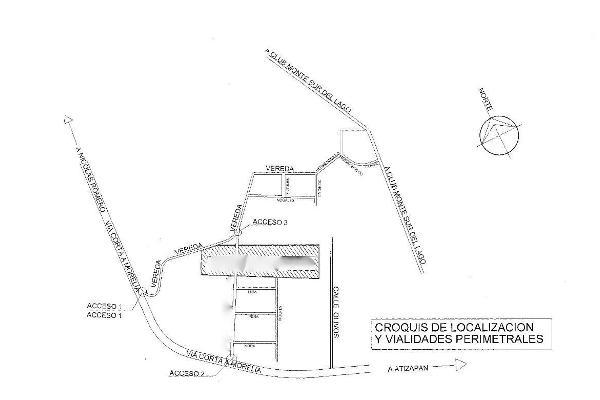 Foto de terreno habitacional en venta en lauro cárdenas , granjas de guadalupe 1a. sección, nicolás romero, méxico, 6190209 No. 02