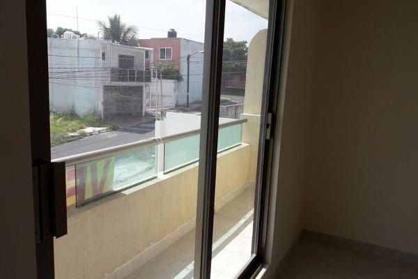 Foto de casa en venta en  , paseo de las palmas, veracruz, veracruz de ignacio de la llave, 8041296 No. 16