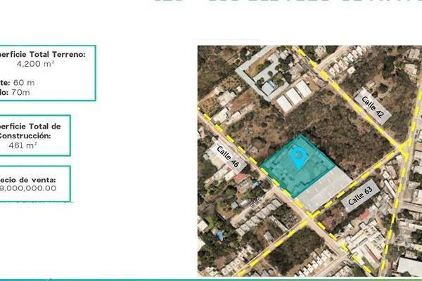 Foto de terreno habitacional en venta en  , granjas, kanasín, yucatán, 6168781 No. 01