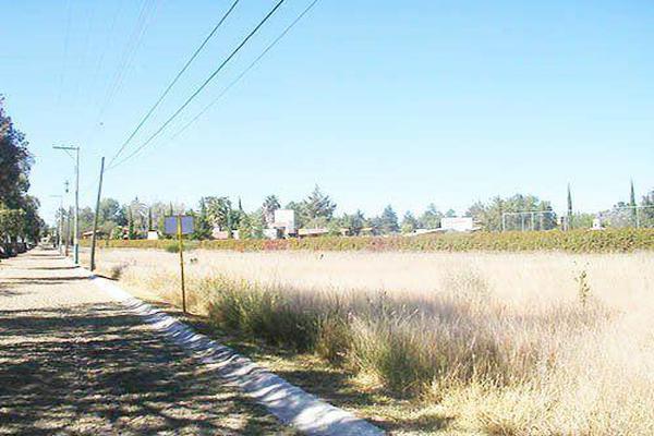 Foto de terreno habitacional en venta en  , granjas, tequisquiapan, querétaro, 8050898 No. 01