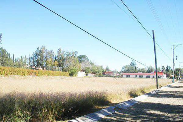 Foto de terreno habitacional en venta en  , granjas, tequisquiapan, querétaro, 8050898 No. 02