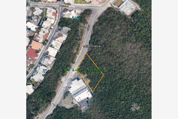 Foto de terreno habitacional en venta en grecia 257, residencial chipinque 4 sector, san pedro garza garcía, nuevo león, 7191509 No. 02
