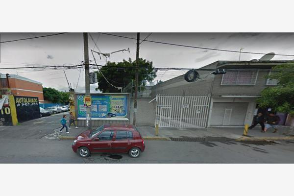Foto de departamento en venta en gregorio torres quintero 111, san miguel, iztapalapa, df / cdmx, 17994432 No. 01