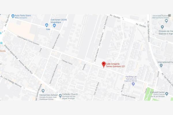 Foto de departamento en venta en gregorio torres quintero 221, san miguel, iztapalapa, df / cdmx, 6148275 No. 03