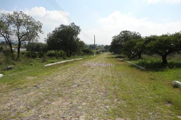 Foto de terreno habitacional en venta en guacamayas 00, presa escondida, tepeji del río de ocampo, hidalgo, 5886303 No. 01