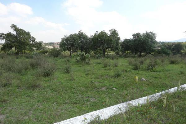 Foto de terreno habitacional en venta en guacamayas 00, presa escondida, tepeji del río de ocampo, hidalgo, 5886303 No. 05