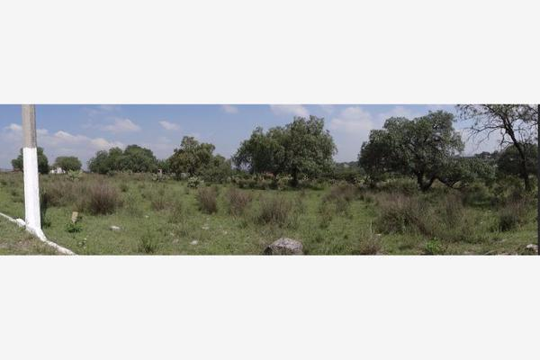 Foto de terreno habitacional en venta en guacamayas 00, presa escondida, tepeji del río de ocampo, hidalgo, 5886303 No. 06