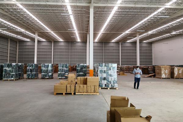 Foto de nave industrial en renta en  , guadalajara centro, guadalajara, jalisco, 14034285 No. 03
