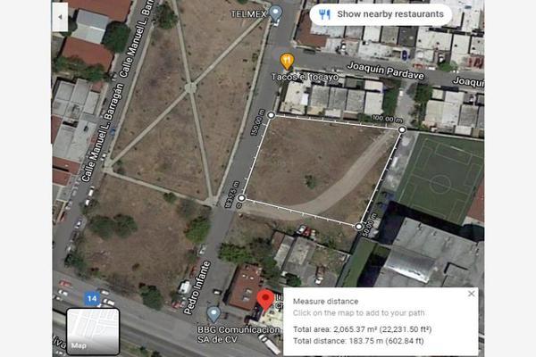Foto de terreno habitacional en venta en guadalupe 444, residencial guadalupe, guadalupe, nuevo león, 0 No. 01