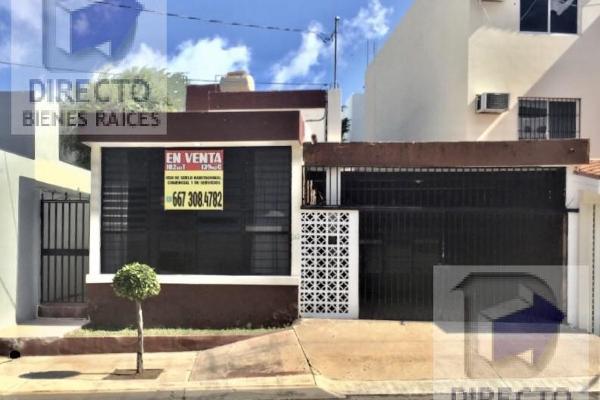 Foto de casa en venta en  , guadalupe, culiacán, sinaloa, 16067147 No. 01