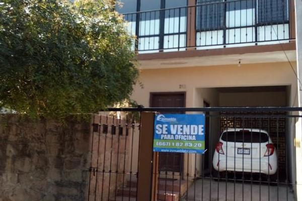 Foto de casa en venta en  , guadalupe, culiacán, sinaloa, 8107466 No. 01
